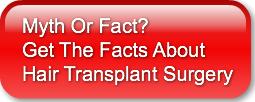 Myths or Facts? Get The Facts About Hair Transplant Surgery