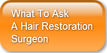 What to Ask A Hair Restoration Surgeon